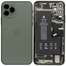 Apple iPhone 11 Pro Max Battery Cover - Πίσω καπάκι γνήσιο- Refurbished original Πράσινο