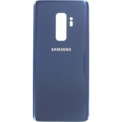 SAMSUNG GALAXY S9 PLUS G965 BATTERY COVER (BLUE) - ΚΑΠΑΚΙ (ΜΠΛΕ)