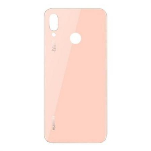 HUAWEI P20 LITE BATTERY COVER (PINK) - ΚΑΠΑΚΙ (ΡΟΖ)