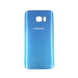 SAMSUNG GALAXY S7 EDGE ΚΑΠΑΚΙ ΜΠΑΤΑΡΙΑΣ BATTERY COVER (BLUE)