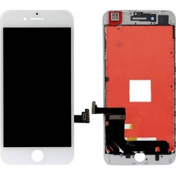 Apple iPhone 8 Plus Οθόνη Original με OEM High Quality Digitizer (Refubrished Original) White